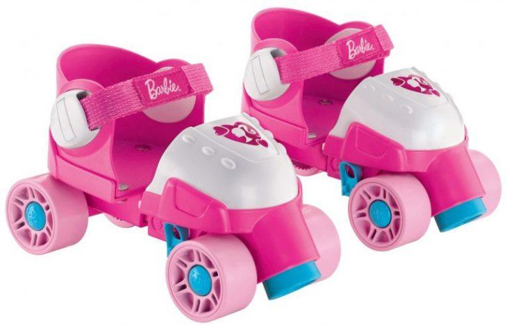 patines de Barbie