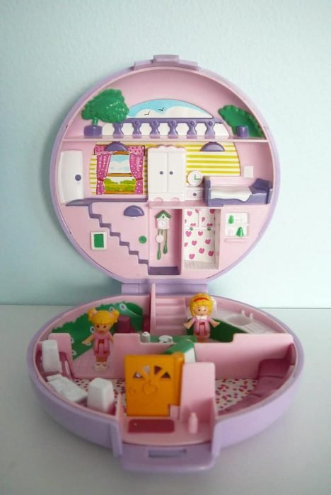 set de Polly Pocket