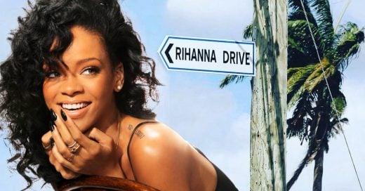 Rihanna tiene una calle con su nombre en Barbados