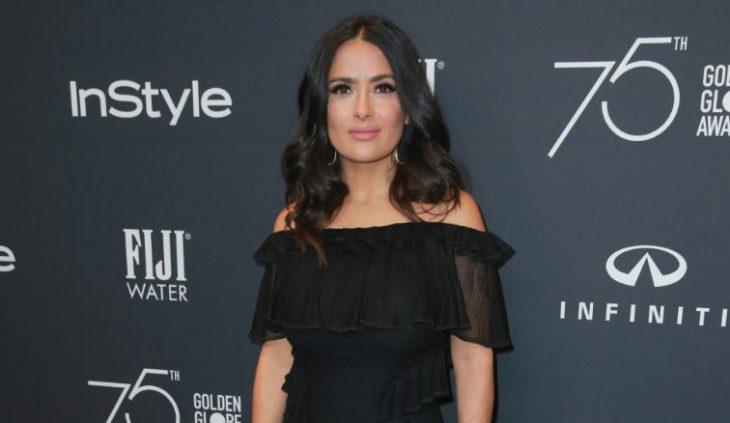 Salma Hayek habló sobre el acoso que sufrió de Harvey Weinstein