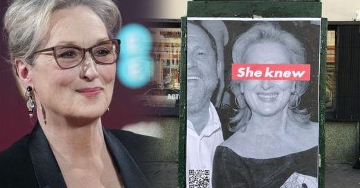 She Know, la campaña de desprestigio en contra de Meryl Strep