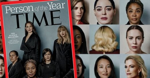 """TIME a nombrado """"Persona del año"""" a quienes rompieron el silencio sobre el acoso sexual que vivieron"""
