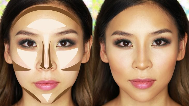 chica contouring