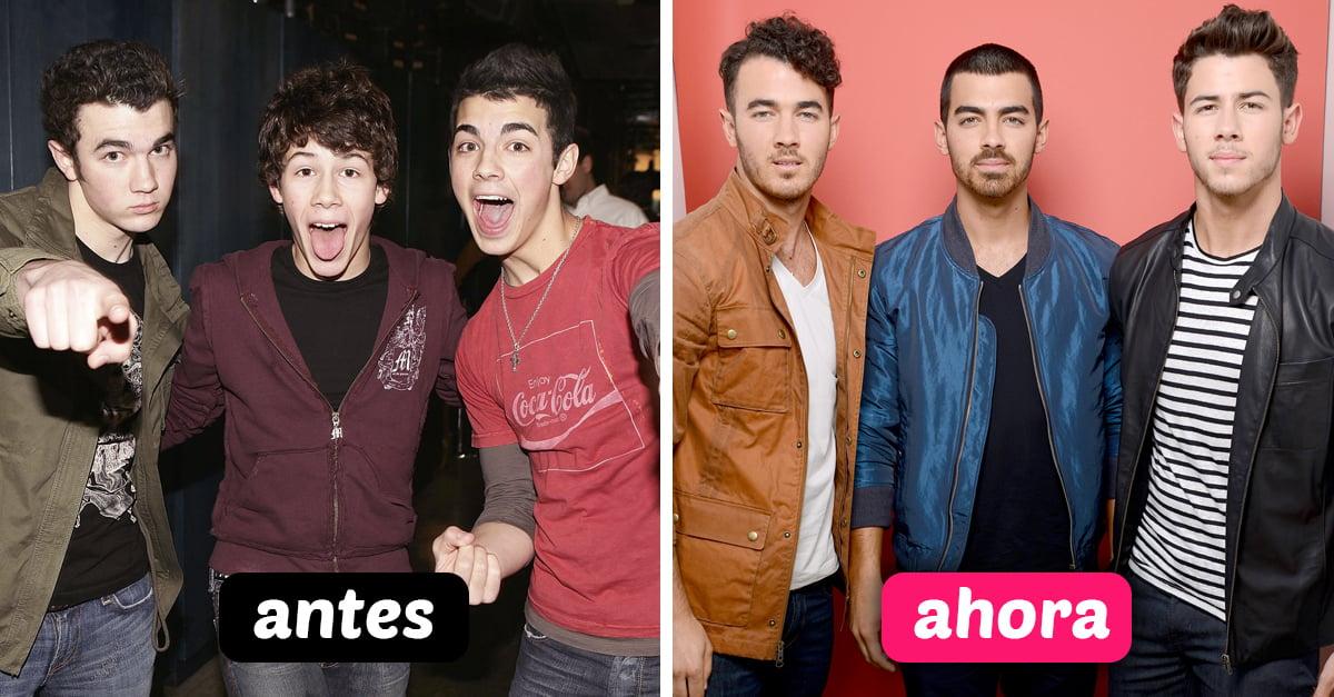 Estrellas de Disney Channel antes y ahora; crecen tan rápido