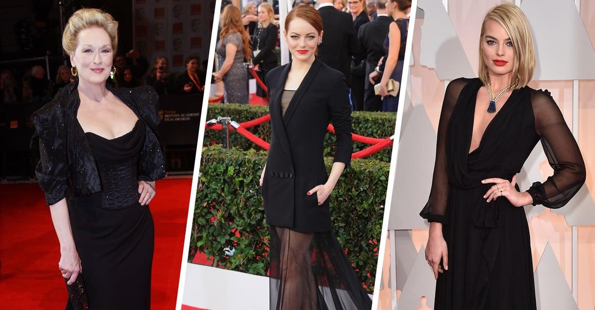 Las actrices vestirán de negro en los Globos de Oro