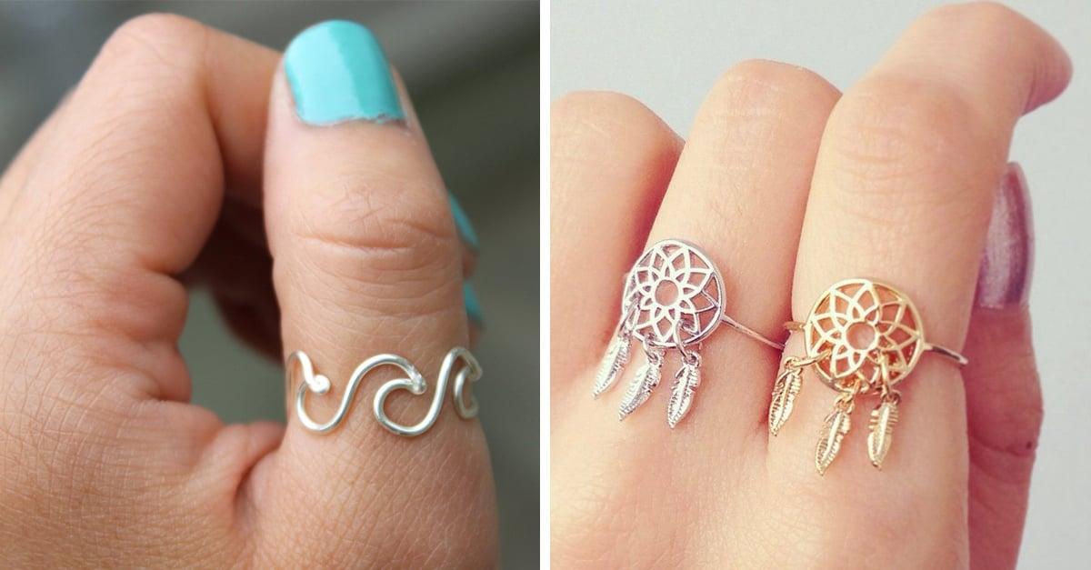 Esta es la manera correcta en que debes usar tus anillos