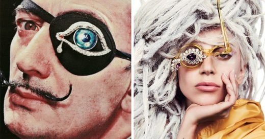 20 Veces en que la moda contemporánea se a inspirado en pinturas