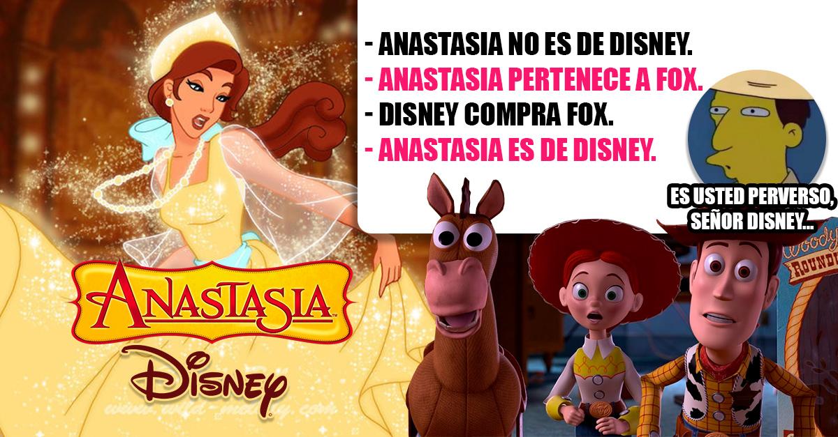 Disney compra a la 20th Century Fox y esta fue la reacción de los cibernautas