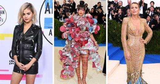 10 Celebridades que lucieron fantásticas en las alfombras rojas de este año