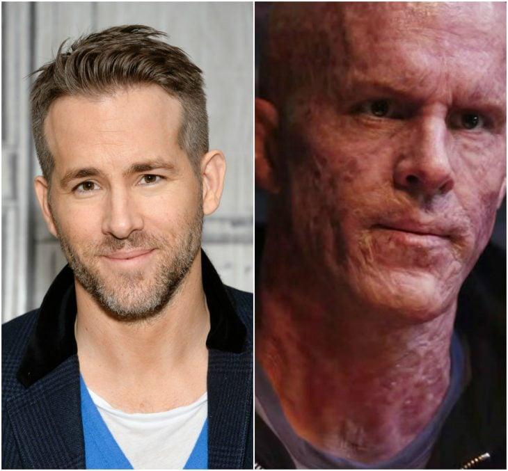 famosos antes y después maquillaje