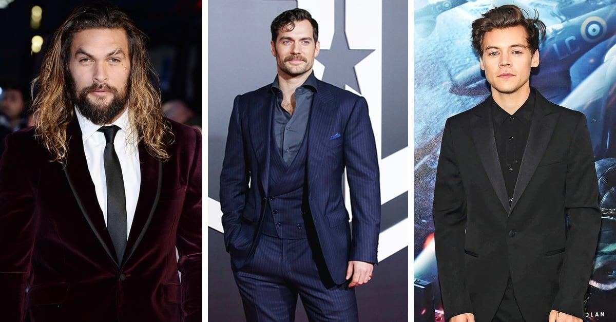 Hombres de Hollywood que nos dejaron sin aliento con su sofisticación en la alfombra roja este 2017