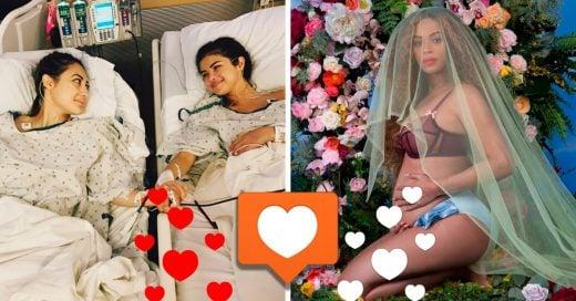 10 Fotos que enamoraron a Instagram en el 2017; tienen millones de likes