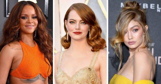 Estos han sido los mejores 'looks' de belleza de 2017