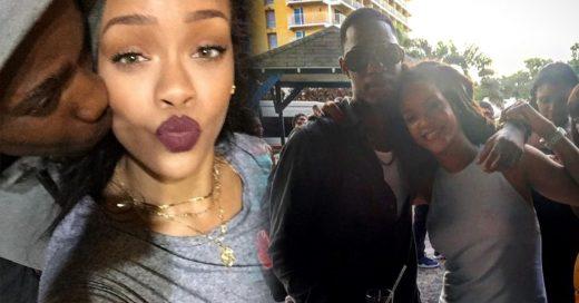 El primo de Rihanna fue asesinado cruelmente después de Navidad; ella se despide de esta manera