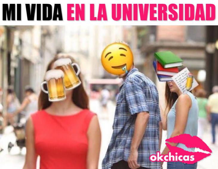 Mejores memes - mi vida en la universidad