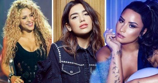 Mujeres influyentes de la música 2017