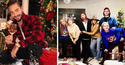 Celebridades que pasaron una Navidad de lujo y lo compartieron en Instagram