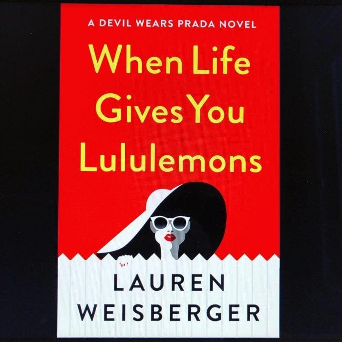 nuevo libro del diablo viste a la moda