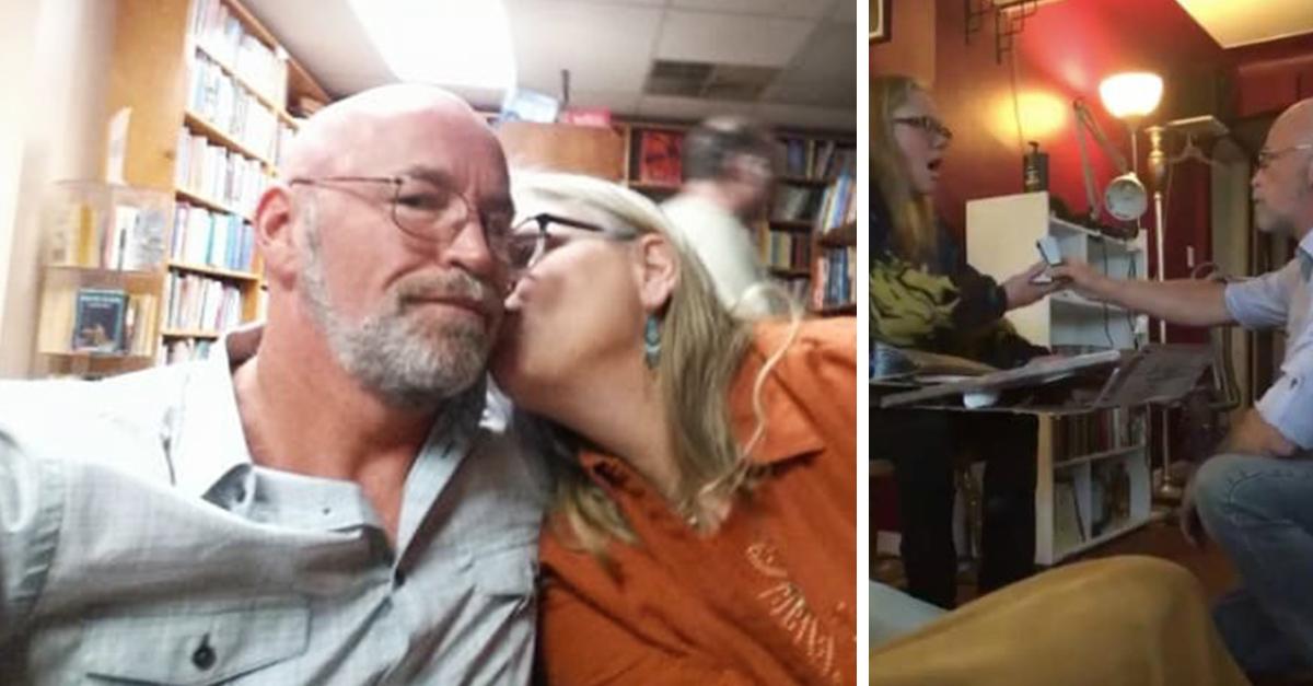 Esta pareja se volverá a casar después de haberse divorciado