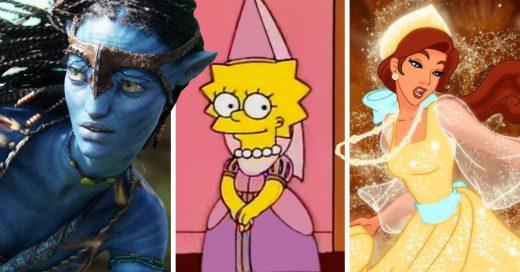 15 Personajes de 20th Century Fox que ahora son princesas Disney
