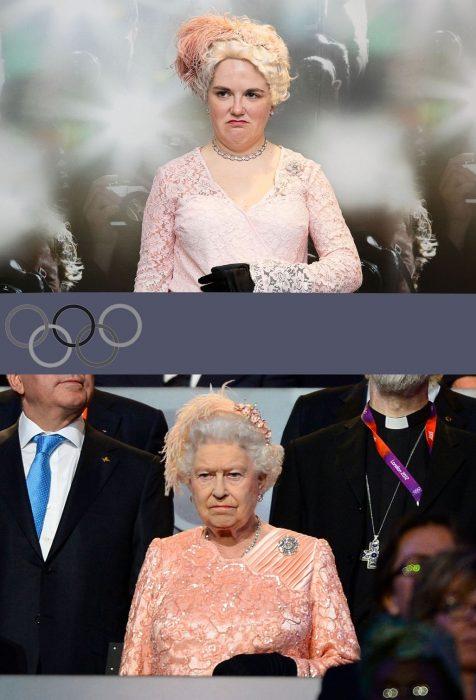quería ser la reina isabel