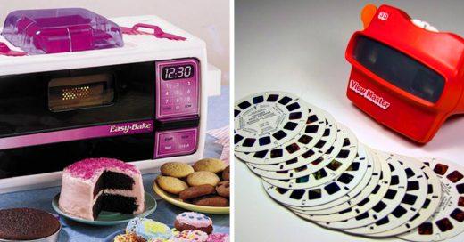 20 Regalos que estarías a punto de recibir si estuvieras en los 90; diversión 100% garantizada
