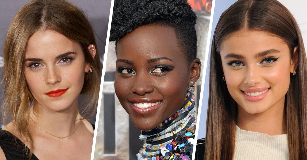 Los 20 rostros más hermosos del mundo en 2017 de acuerdo a los críticos británicos