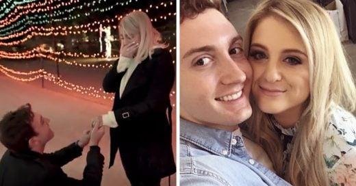El chico de 'Mini Espías' se ha comprometido con Meghan Trainor e Internet está enloquecido con la notica