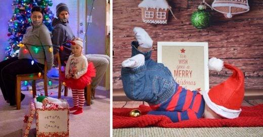 16 Tarjetas de Navidad que acabarían con el espíritu navideño de cualquier persona