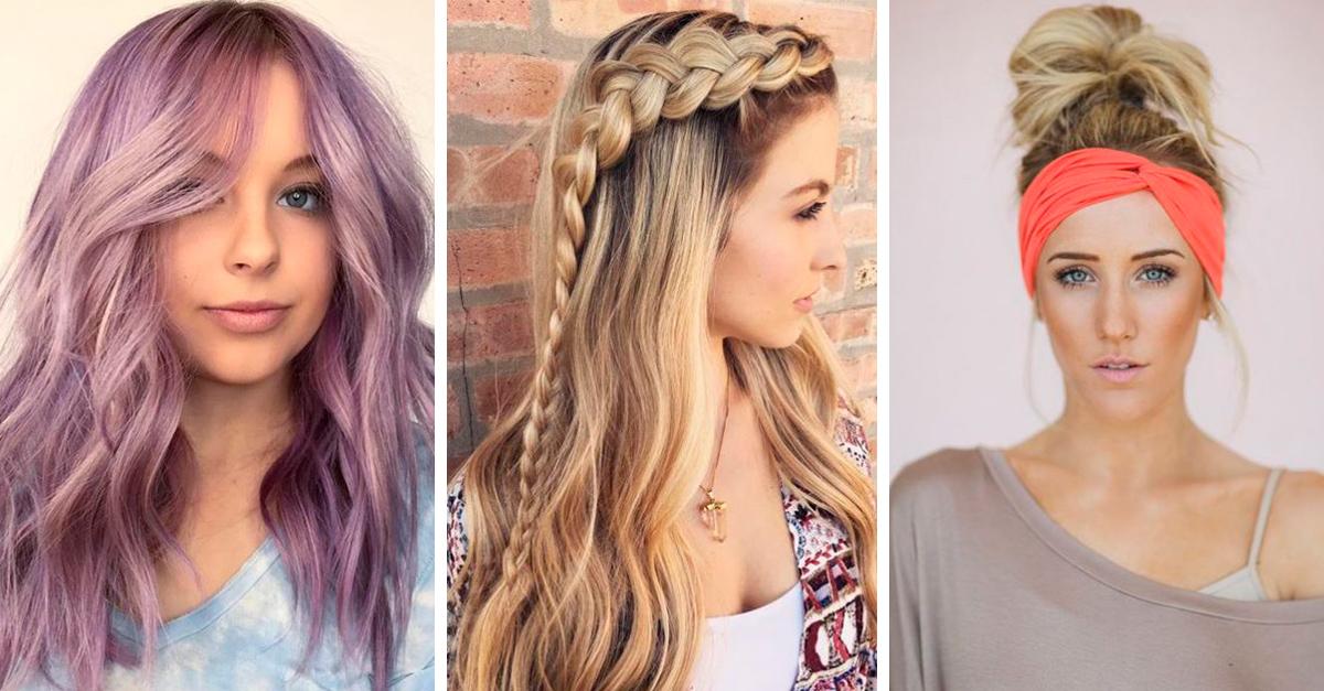 13 Tendencias para el cabello que arrasarán en el 2018; es momento de lucir tu cabellera