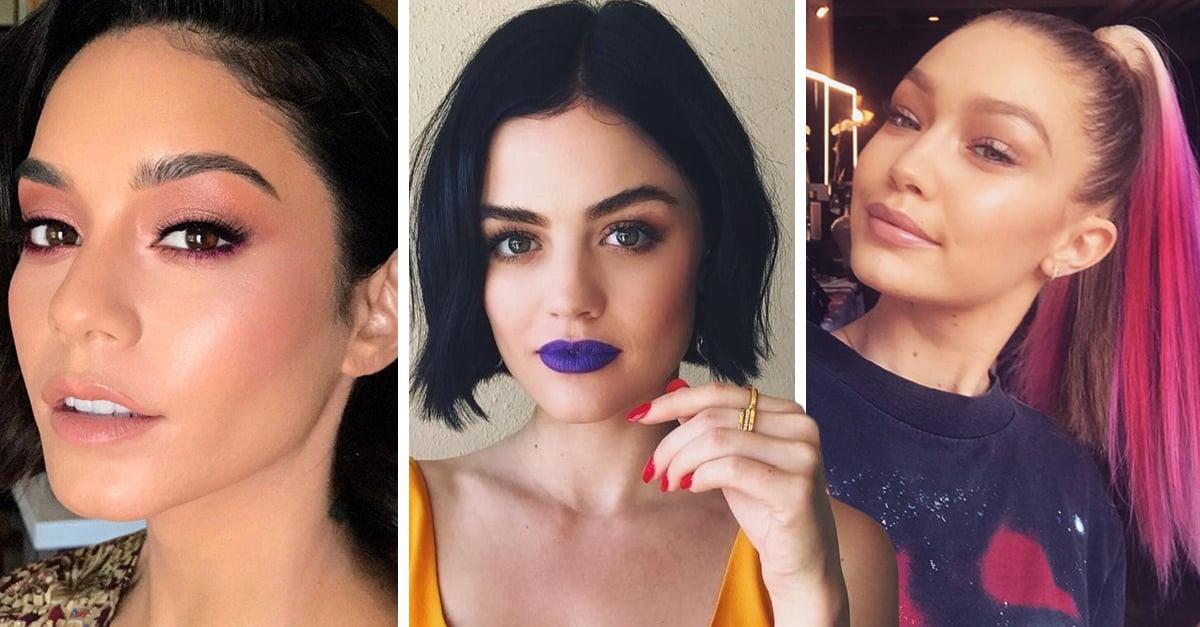 10 Tendencias de belleza que deseamos copiarle a las celebridades