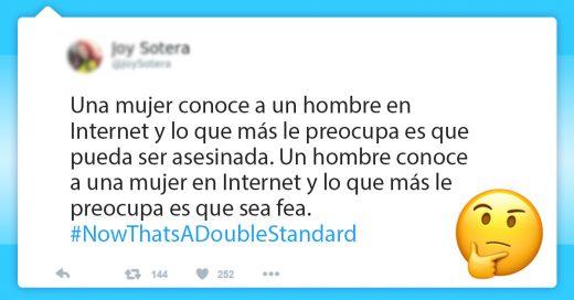 20 Tuits que manejan una moral de doble filo para chicas