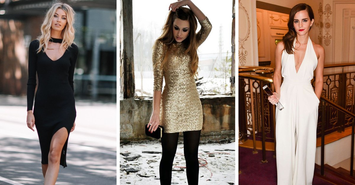 Estos son los tipos de vestidos que te favorecen según tu cuerpo