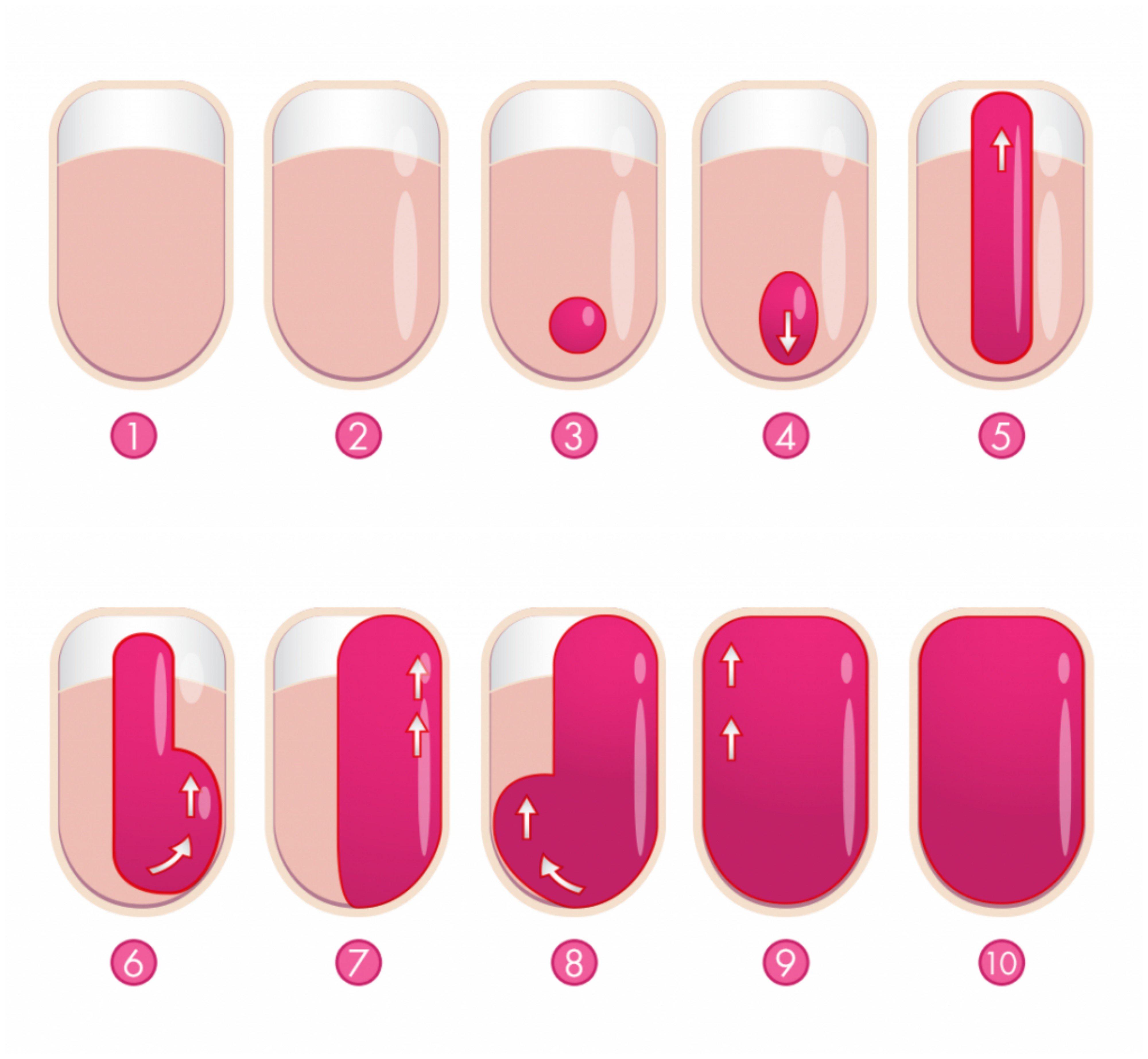15 Consejos para pintarte las uñas como toda una experta
