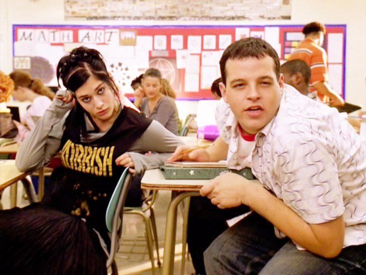 Janis y Damian de Mean Girls