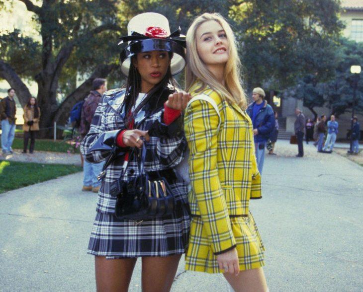 Cher y Dionne de Clueless