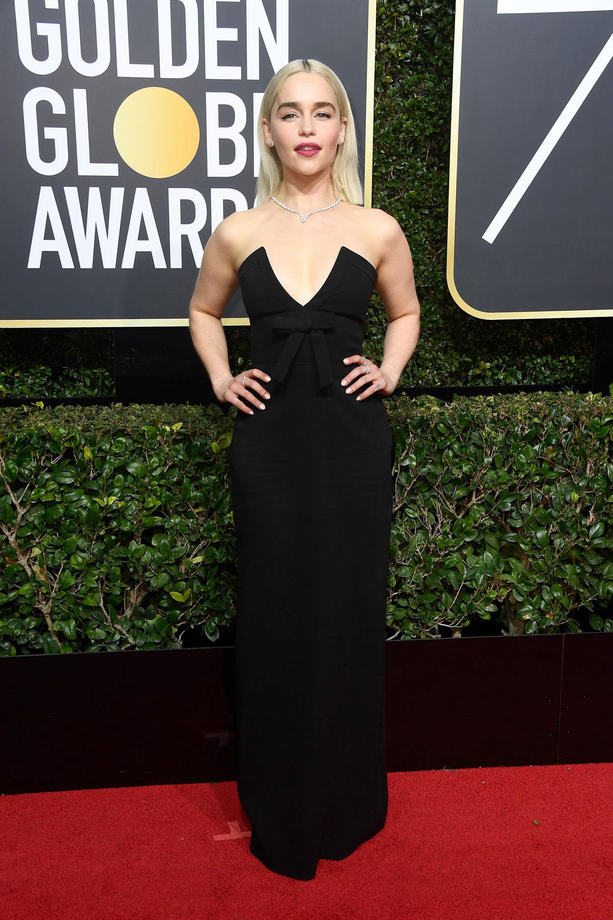 Los mejores y peores looks en los Golden Globes 2018 dd659a513f91