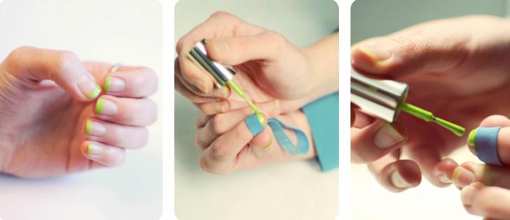 hacks para las uñas
