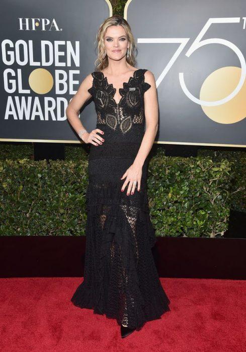 Missi Pyle Golden Globes