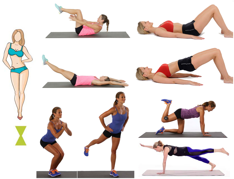 clases de aerobic para adelgazar cintura y abdomen