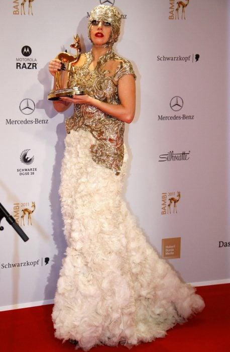 The Bambi Awards, 2011. LADY GAGA