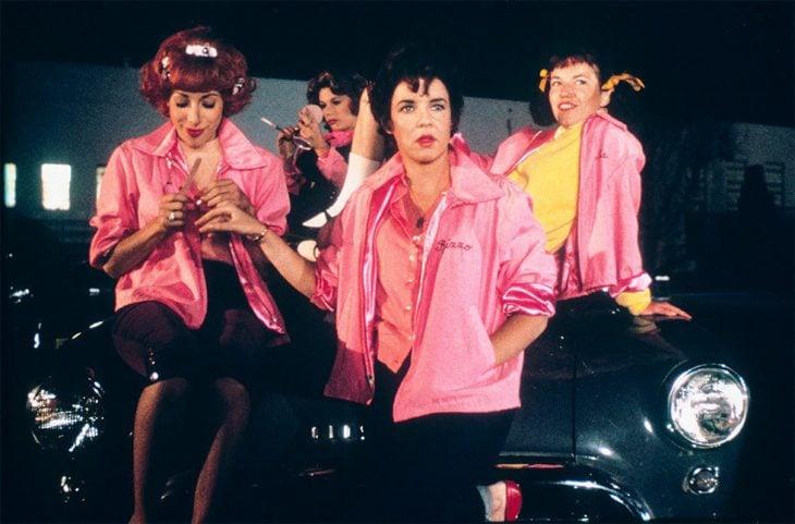 The Pink Ladies de Grease