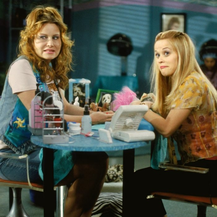 Elle y Paulette de legally blonde