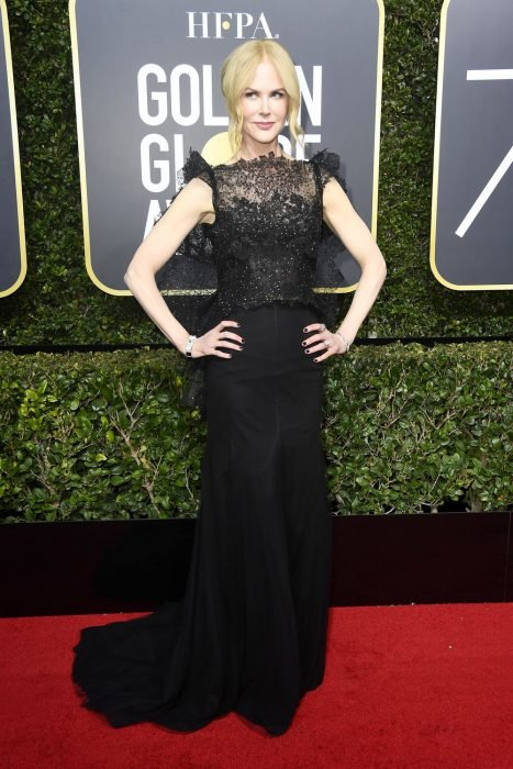 75th Annual Golden Globe Awards - Nicole Kidman