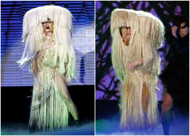 lady gaga outfits raros