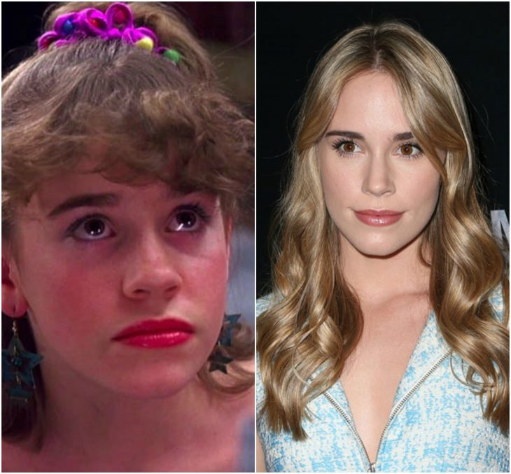 13 going on 30 antes y después