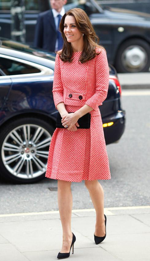 25 Looks de Kate Middleton la Duquesa de Cambridge