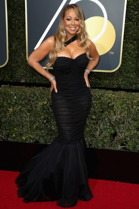 75th Annual Golden Globe Awards - Mariah Carey