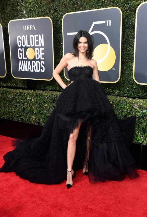 75th Annual Golden Globe Awards - Kendall Jenner
