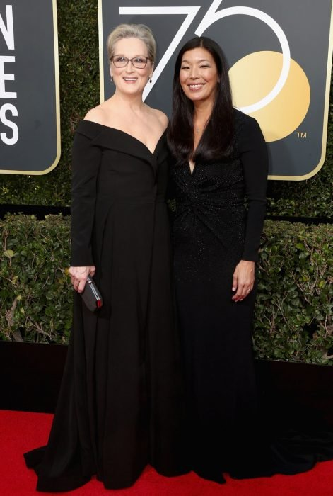 75th Annual Golden Globe Awards - Meryl Streep